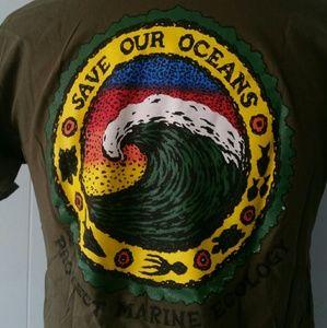 Other - San Diego Tshirt Tee Marine Beach Save Our Ocean